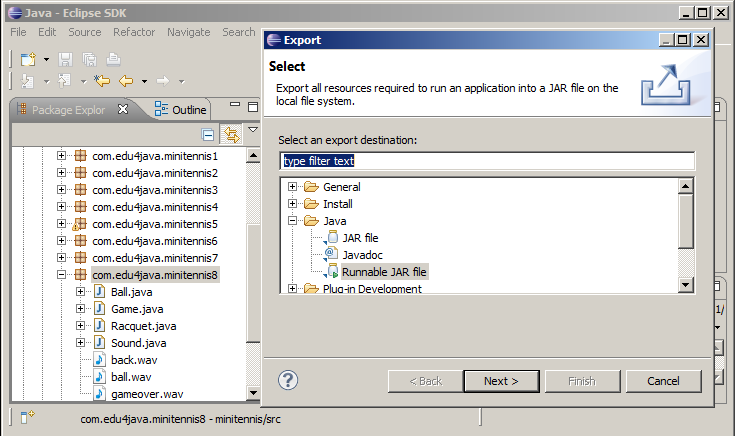 Creating An Executable Jar File And What Is A Virtual Java